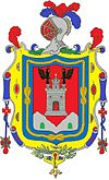 Coat of arms of Santiago de Guayaquil