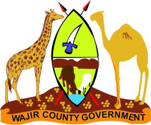 Wajir County - Image: Coat of Arms of Wajir County