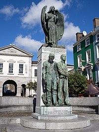 Cobh - Lusitania Memorial - .jpg