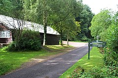 Cockercombe Forest Office - geograph.org.uk - 224505.jpg