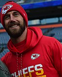 Col. Lorenzo Bradley takes a selfie with Alex Smith (3016277) (cropped).jpg