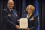 Col. Patty Wilbanks retires after 27 years of service (29878944112).jpg