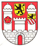 Das Wappen von Colditz