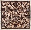 Collectie NMvWereldculturen, RV-847-73, Batikpatroon, 'Batikpatroon met floraal patroon', voor 1891.jpg