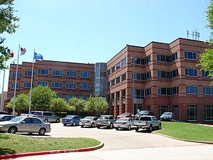 Collin College - Courtyard Center campus