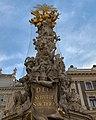 Colonne de la Peste, Vienne en août 2019 (1).jpg
