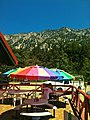 Colored Umbrellas and Mountains - panoramio.jpg