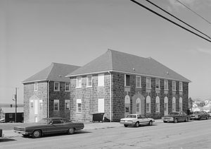 Colver Historic District - Colver Hotel, 1988