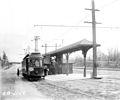 Commonwealth Avenue Street Railway car at Lake Street Transfer, January 1906.jpg