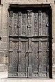 Compiègne-Église saint Jacques-Vantaux de porte renaissance-20140303.jpg
