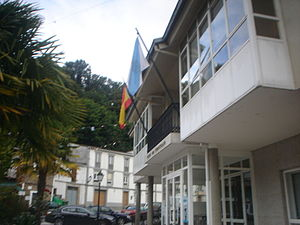 Samos, Lugo - City council of Samos