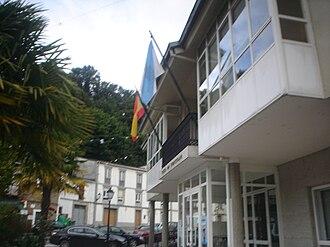 Samos, Lugo - City council of Samos