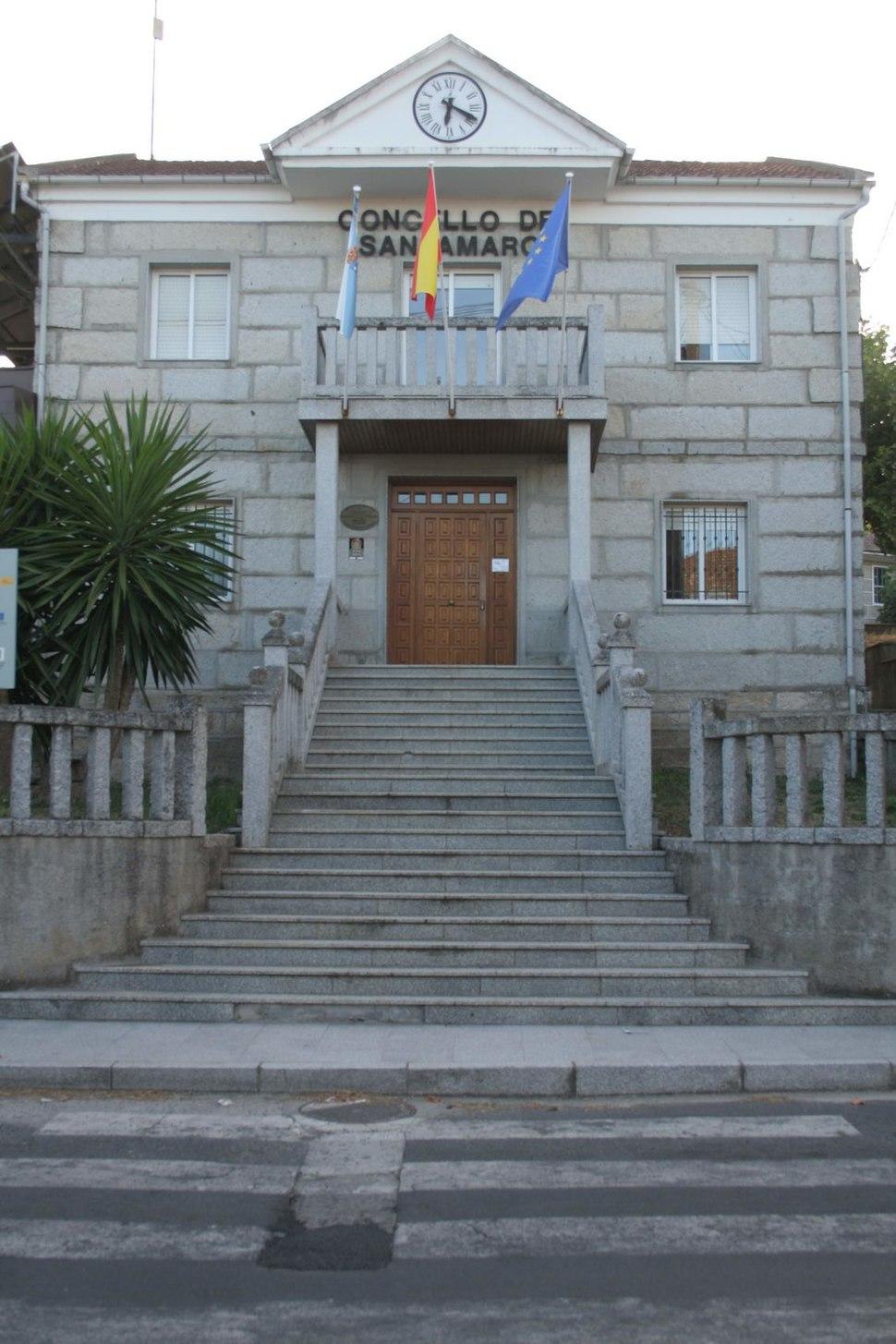 Concello de San Amaro