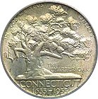 Connecticut tercentenary half dollar commemorative obverse.jpg