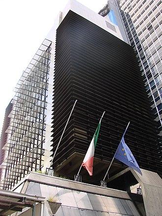 Brazil–Italy relations - Image: Consolatoitalianosan paolo