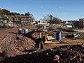 Construction site, Torre Marine - geograph.org.uk - 624388.jpg
