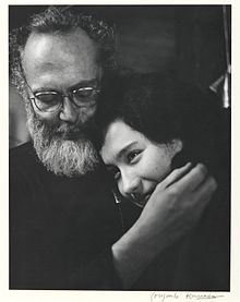 Description de l'image Consuelo Kanaga (American, 1894-1978). W. Eugene Smith and Aileen, 1974.jpg.