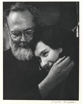 W. Eugene Smith - Smith and wife Aileen M. Smith, 1974