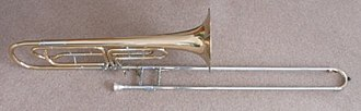 Types of trombone - Contrabass trombone in F