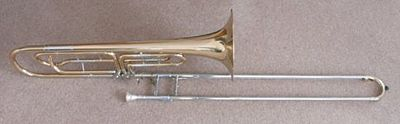 Contrabass Trombone in f Contrabass Trombone in f