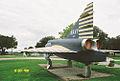Convair YF2Y-1 Sea Dart 135765 LsideRear FLAirMuse 20Aug08 (15139627719).jpg