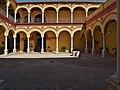 Convento de San Francisco, Moguer. Claustro.jpg