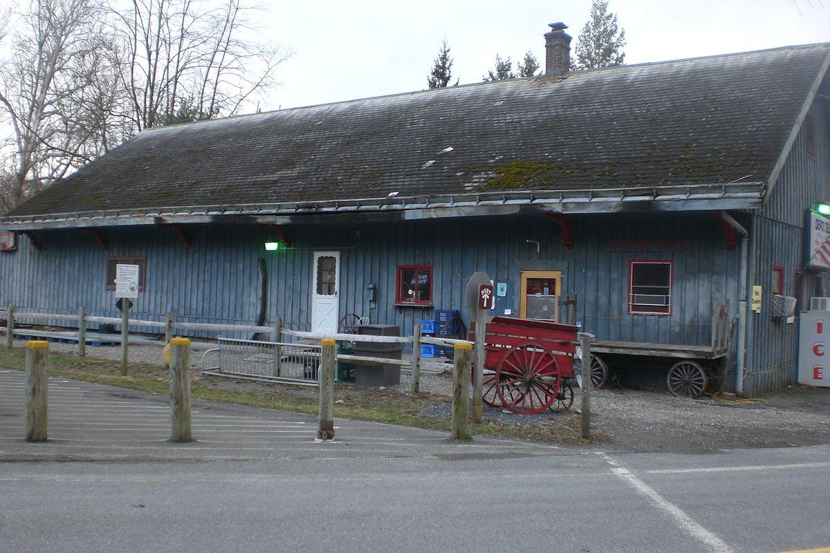 Px Copake Falls Nycrr Station