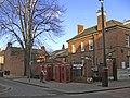 Corner of Church Street and Little Park Gardens, Enfield - geograph.org.uk - 317403.jpg