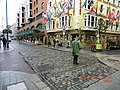 Corner of Fleet and Bedford St Dublin - panoramio.jpg