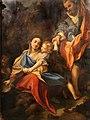 Correggio, madonna della scodella (riposo durante la fuga in egitto), 03.jpg