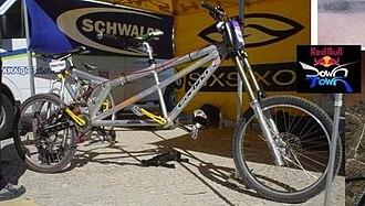 Cortina Cycles - Image: Cortina Tandem