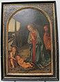 Cosimo rosselli (attr.), adorazione del bambino.JPG