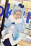 Cosplay of Hatsune Miku by Enako 20130201b.jpg