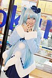 Cosplay of Hatsune Miku by Enako 20130201b.jpg