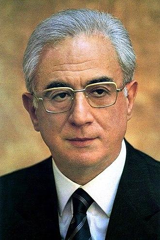 Kidnapping of Aldo Moro - Francesco Cossiga