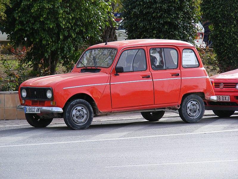 File:Costa Blanca - 002 - -Renault 4, Calpe - Flickr - sludgegulper.jpg