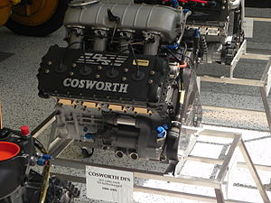 Cosworth DFV - Cosworth DFS