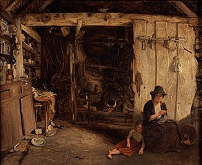 Cottage interior - North Wales