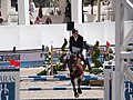 Counasse Jerome at jumping international of Valence 2017.jpg