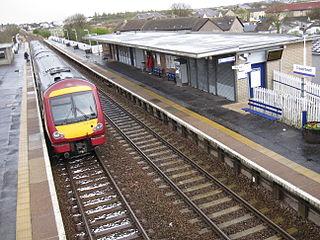 Cowdenbeath railway station