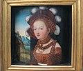 Cranach il vecchio, ritratto di dama, già salomè con testa del battista, 1530 ca.JPG