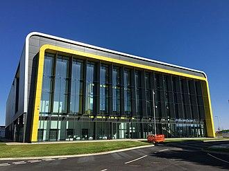 Cranfield University - Cranfield University AIRC