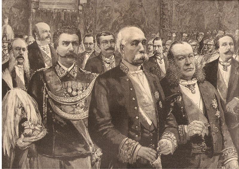 File:Crispi e ministri al Quirinale nel capodanno 1888.jpg