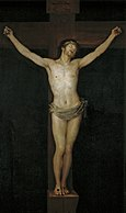 Cristo crucificado (1780), de Francisco de Goya, Museu do Prado, Madrid.