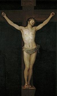 Cristo crucificado, 1780.