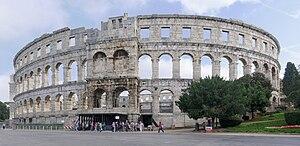 image of Croatia Pula Amphitheatre 2014-10-11 11-04-27