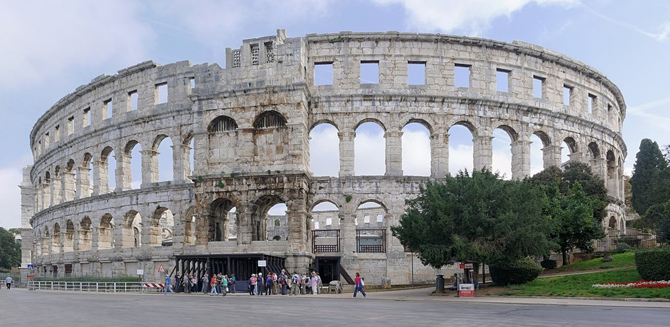 Croatia Pula Amphitheatre 2014-10-11 11-04-27