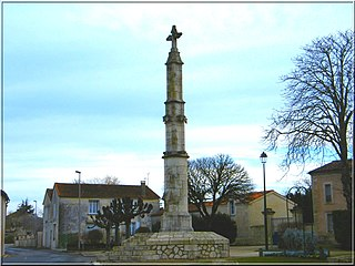 croix hosannière de Chermignac