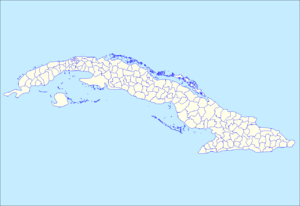 Municipalities of Cuba - Municipalities of Cuba