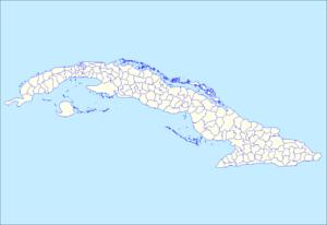 Municipalities of Cuba - Municipalities of Cuba